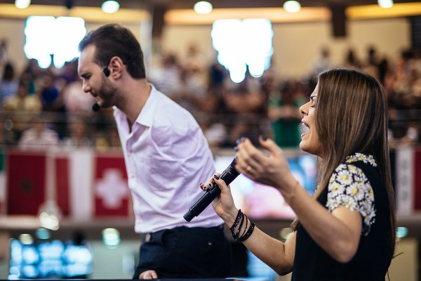 Nick vujicic world tour outreach brazil 2013