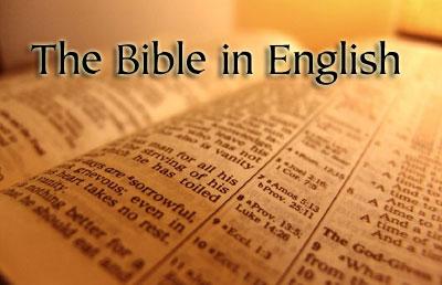 Một cuốn Kinh thánh Tiếng Anh tốt sẽ giúp ích nhiều cho bạn trong việc nghiên cứu và học lời Chúa