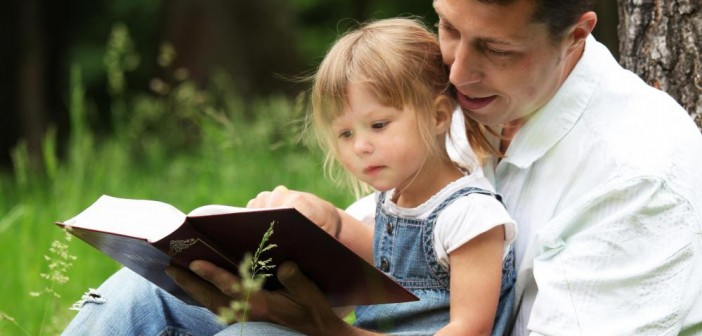 man-and-girl-reading-bible