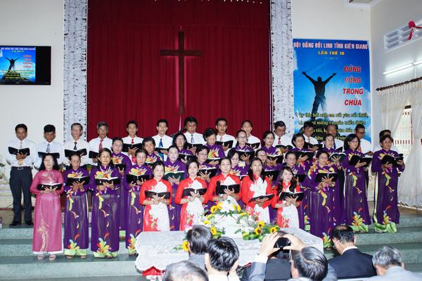 Ban hát Hội Thánh Tân Hiệp