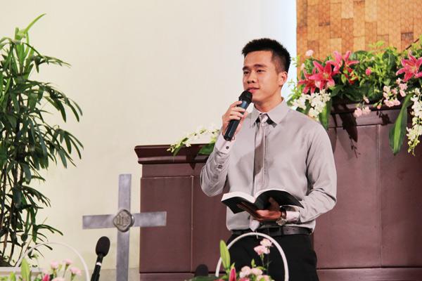 Các tiết mục tôn vinh Chúa