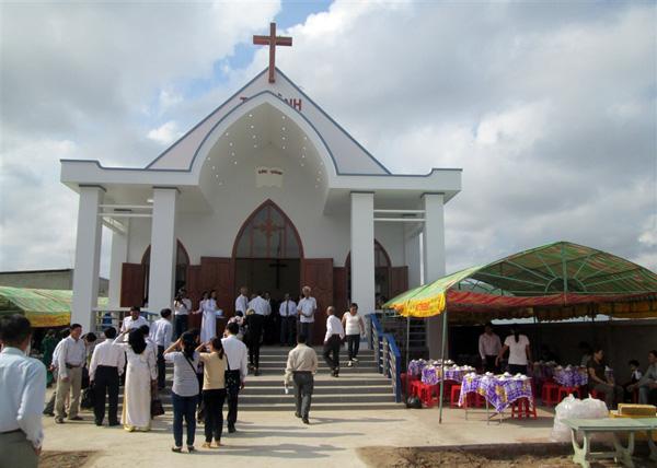 Nhà thờ Tin Lành Hòa Bình