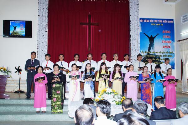 Ban hát Hội Thánh: Thạnh Lộc - Giồng Riềng