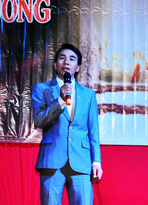 TĐ Dương Minh Thành chào mừng