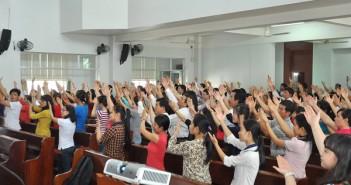 huấn luyện giáo viên thánh kinh hè
