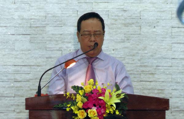 MS Nguyễn Xuân Sanh cầu nguyện đáp ứng.