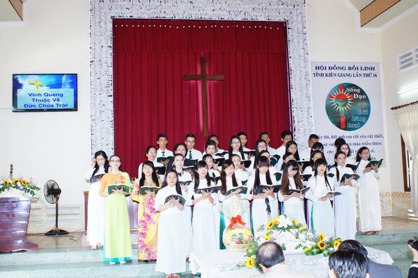 Ban hát Hội Thánh An Hòa