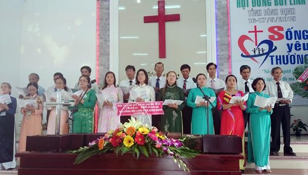 Ban hát HT Nhơn Thành