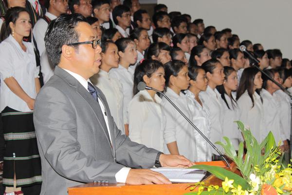 MSNC Điểu Noihs hướng dẫn chương trình