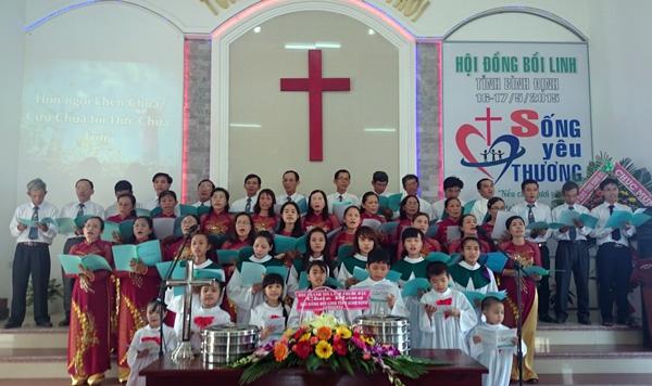 Ban hát HT Phú Phong