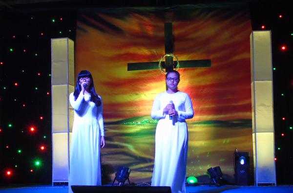 Các bài hát tôn vinh Chúa