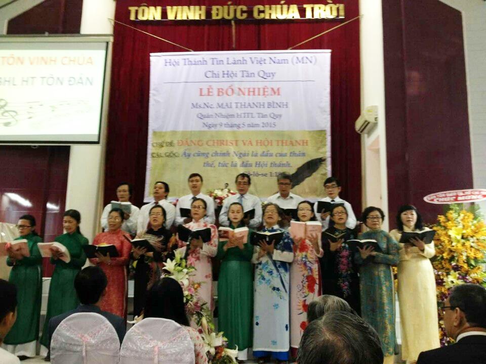 Ban hát Hội Thánh Tôn Đản