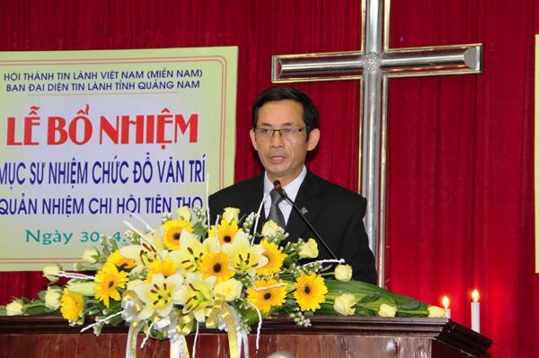 MSNC Ông Văn Tín hướng dẫn chương trình