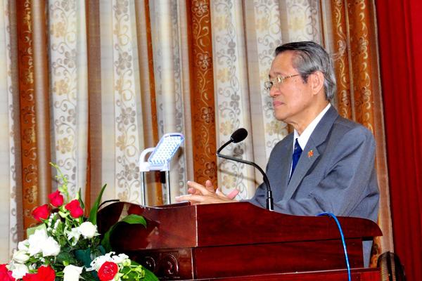 Mục sư Thái Phước Trường – Phó Hội trưởng I - giảng luận Lời Chúa