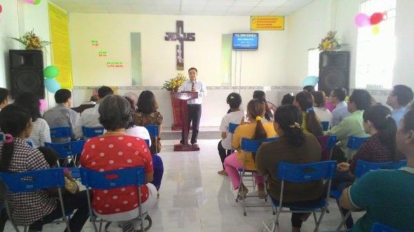 Mục sư Phạm Tuấn Nhượng chia sẻ Lời Chúa