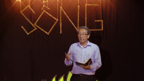MSNC Lê Đình Trung giảng Lời Chúa