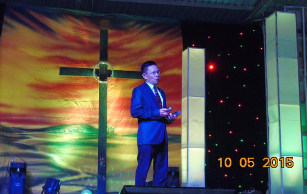 MSNC Huỳnh Thành Tín chia sẻ Lời Chúa