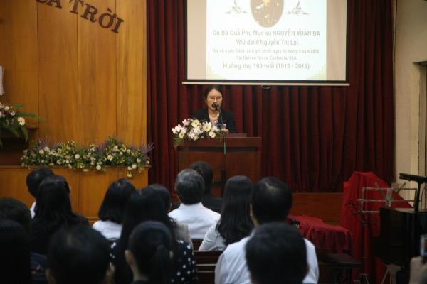 Cô Trần Thị Kim Tuyến lược sử cuộc đời Bà Quả Phụ Quá Cố Nguyễn Xuân Ba.