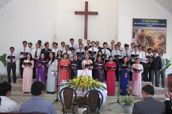 Ban hát mục sư, truyền đạo
