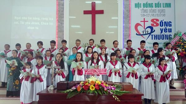 Ban hát lễ HT Phước Hậu