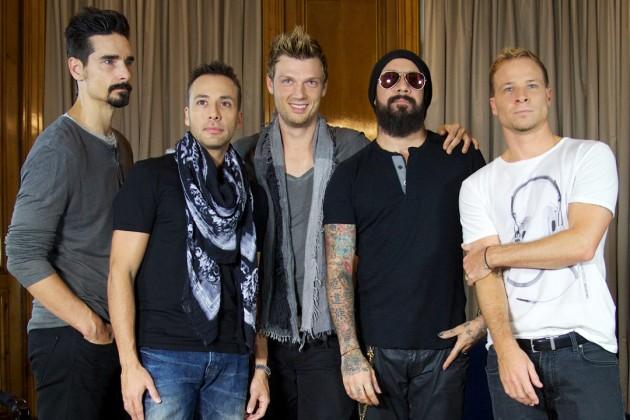 Backstreet Boys là ban nhạc huyền thoại trong lòng không ít người hâm mộ âm nhạc Việt Nam.