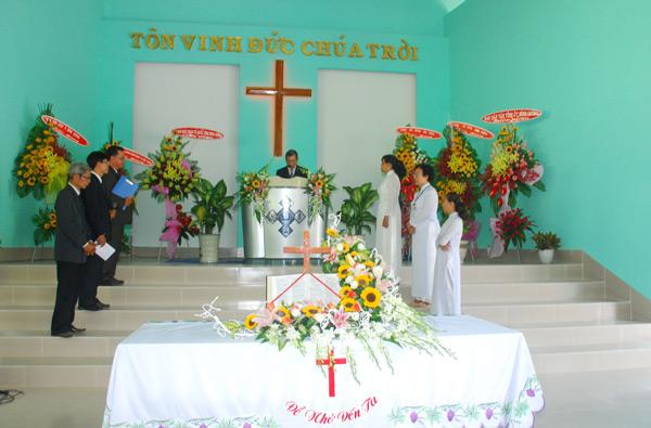 Nghi thức Lễ Cung hiến