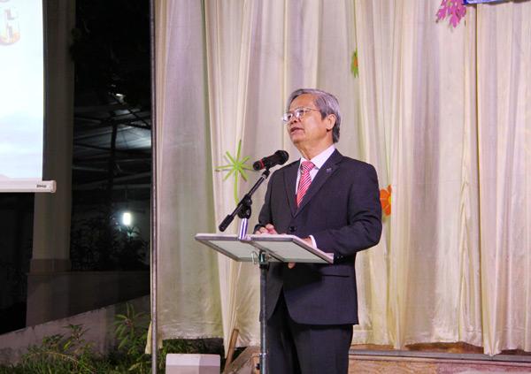 MSNC Nguyễn Bích Sơn, Quản nhiệm Hội Thánh Hoà Khánh, giảng Tin Lành