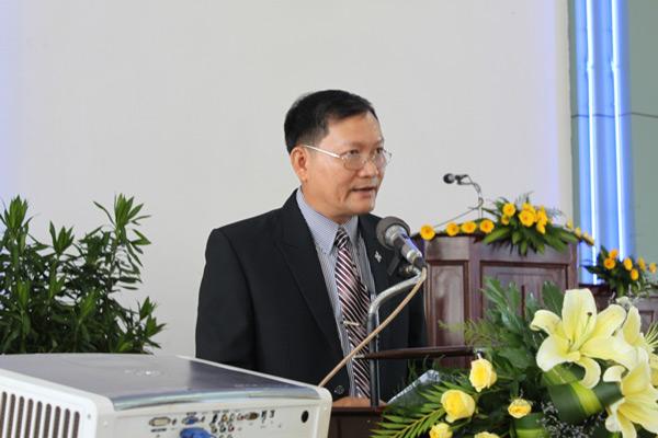 MSNC Phan Thiện Thành hướng dẫn chương trình
