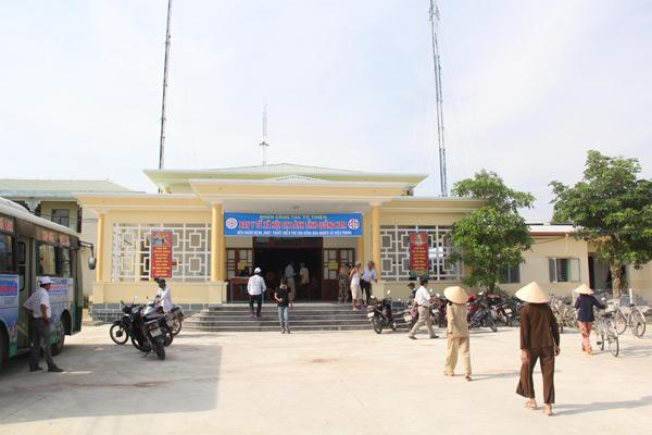 Địa điểm tổ chức: Hội trường UBND xã Điện Phong