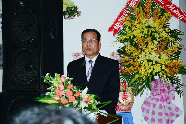 MS Nguyễn Văn Soi hướng dẫn chương trình