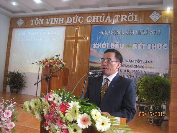 MS Nguyễn Đức Minh hướng dẫn chương trình