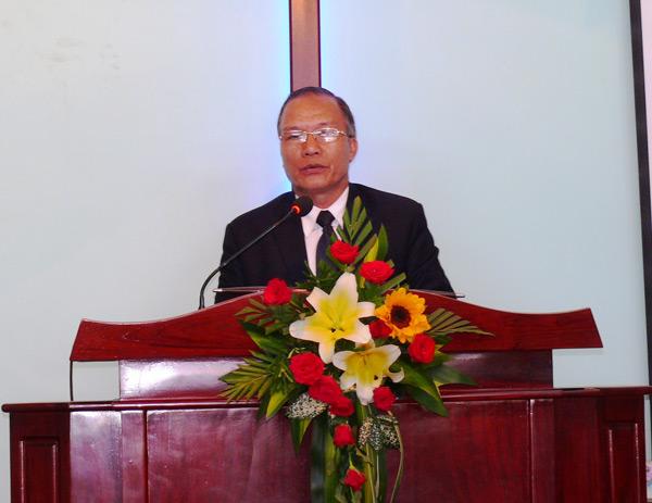 MS Nguyễn Tờn giảng Lời Chúa