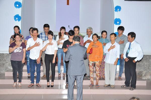 Thân hữu tin nhận Chúa