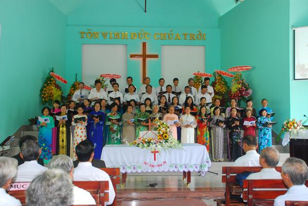 MS Nguyễn Thế Hiển, Thư Ký HĐGP, cầu nguyện đáp ứng Lời Chúa