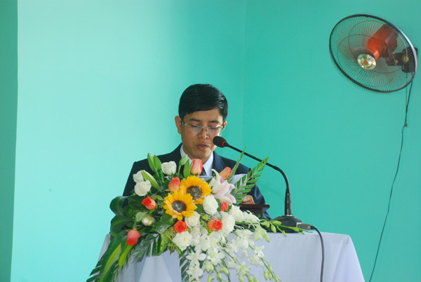 MSNC Nguyễn A Bên đọc Tiểu sử Hội Thánh
