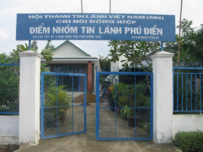Điểm Nhóm Phú Điền