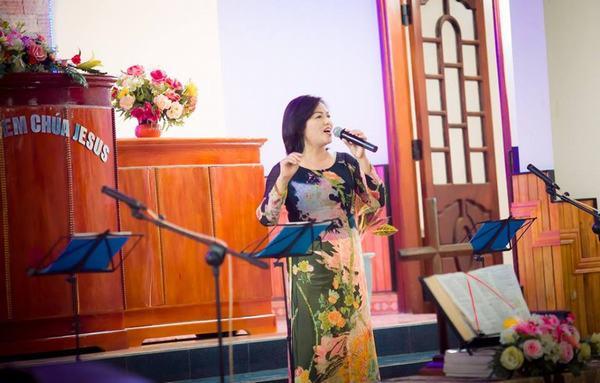 Các tiết mục tôn vinh Chúa trong chương trình