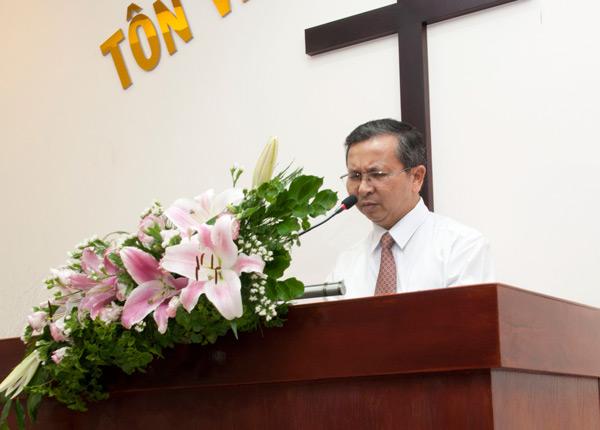 MS Võ Đông Thu cầu nguyện đáp ứng