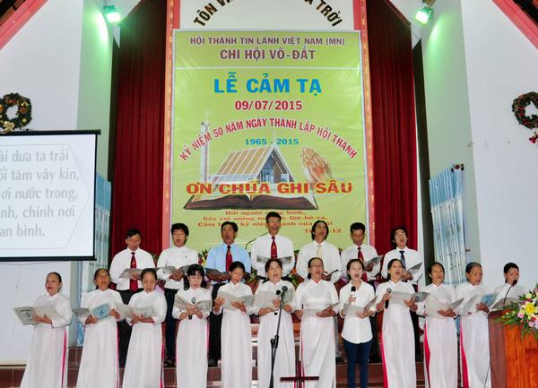 Ban hát Hội Thánh Võ Xu