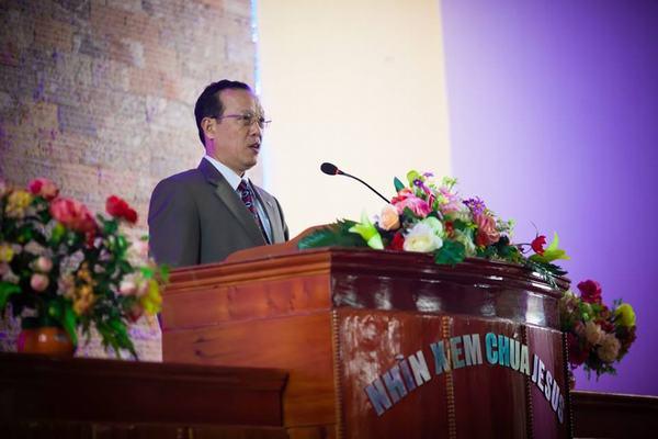 MSNC Trần Văn Hoàng chia sẻ Phúc Âm