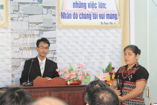 TĐ Kỳ Xuân Ninh bày tỏ tâm chí