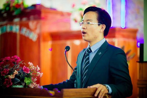 Quản nhiệm HT Khe Sanh - MSNC Nguyễn Văn Bảo kêu gọi