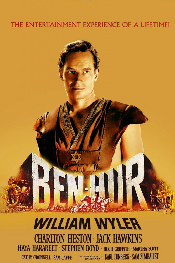 Dự án tiếp theo của vợ chồng đạo diễn Cơ Đốc này sẽ mang nhiều thử thách với việc làm lại bộ phim Ben Hur lừng danh.