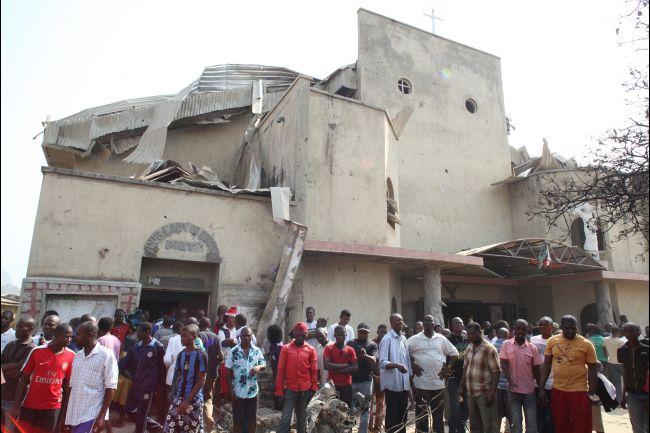 Cơ đốc nhân tại Nigeria luôn bị trong tình trạng nguy hiểm tính mạng.