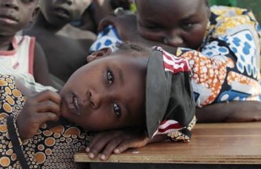 Hơn 3 triệu trẻ em rơi vào cảnh vô gia cư vì nhưng đợt tấn công không ngừng của Boko Haram.