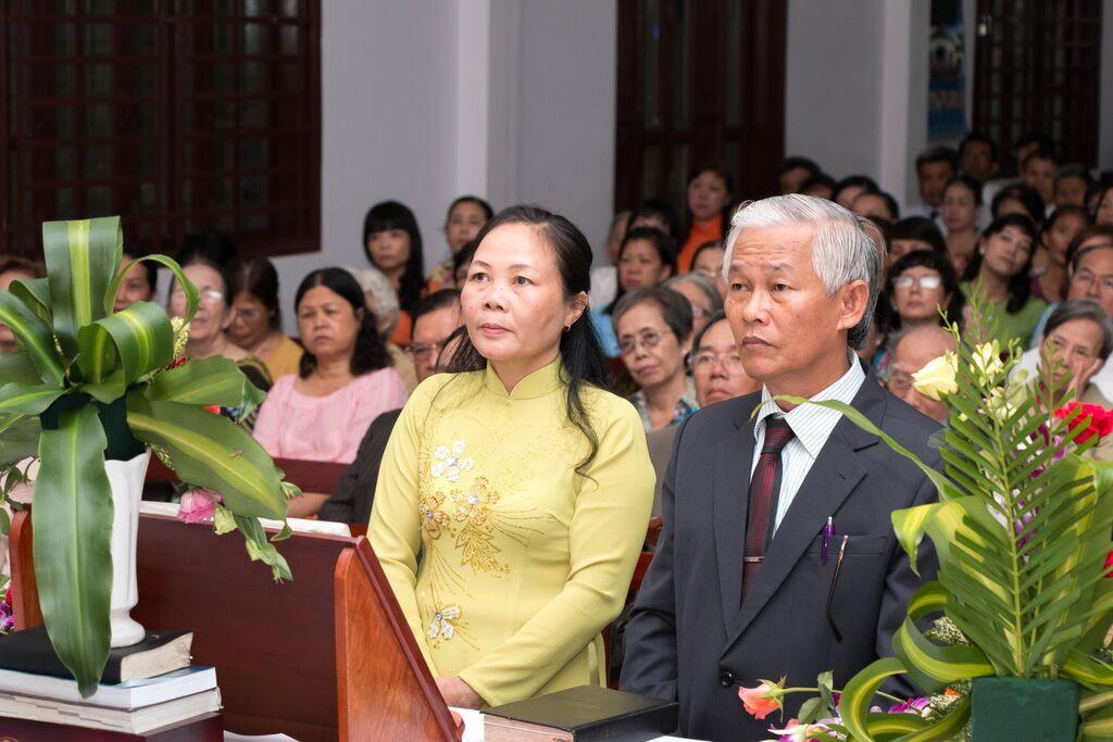 Ông bà MSNC Nguyễn Thương
