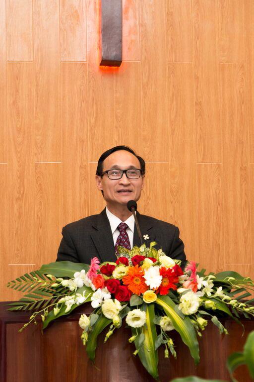 Mục sư Phan Văn Cử - TTQ TLH - giảng dạy Lời Chúa