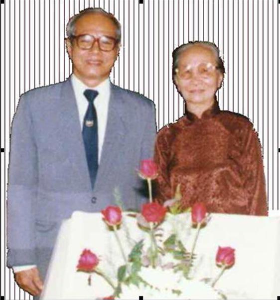 Ông bà Mục sư Dương Thạnh - 27 năm quản nhiệm Hội Thánh Đà Nẵng.