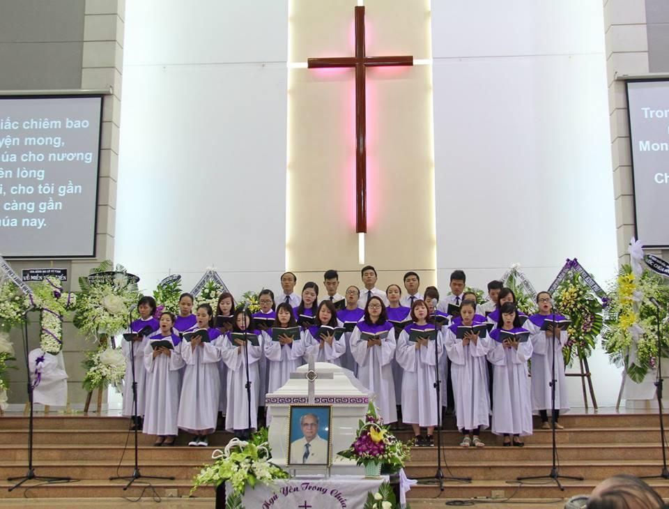Ban hát Thanh niên Tin Lành TP Đà Nẵng,