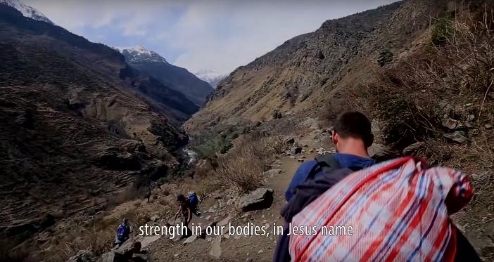 Hành trình tìm đến ngôi làng xa xôi trên dãy Himalayas.